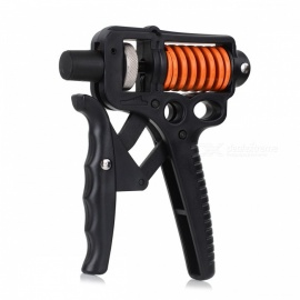ITSTYLE 15-50 kg verstelbare hand grip strengthener trainer, pols onderarm vinger sterkte hand gym power exerciser grijper AS show