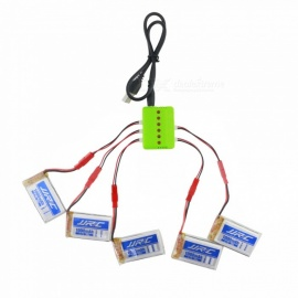 JJRC X5A - B10 3.7V 1000mAh 30C Lithium-ion Battery Set  for JJRC H51 RC Drone