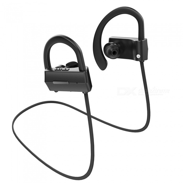Sports Fitness Bluetooth Earhook Style Headset Wireless Running EarphonesOther Bluetooth Devices<br>Form  ColorBlackMaterialPP, high flexibility PVC soft plasticQuantity1 DX.PCM.Model.AttributeModel.UnitShade Of ColorBlackBluetooth VersionOthers,4.1Operating Range10mStandby Time200 DX.PCM.Model.AttributeModel.UnitApplicable ProductsIPHONE 4,IPHONE 4S,IPHONE 3G,IPHONE 3GS,IPAD,MP3,MP4,IPHONE 5S,IPHONE 5CBuilt-in Battery Capacity 100 DX.PCM.Model.AttributeModel.UnitPacking List1 x Earphones<br>