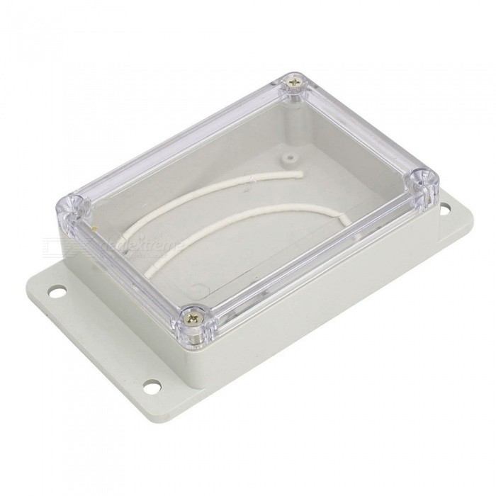 YENISEI 150x85x35mm ABS Plastic Waterproof Junction Box, Electric Project Enclosure
