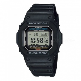 Reloj digital casio g-shock G-5600E-1 tough solar para hombre-negro