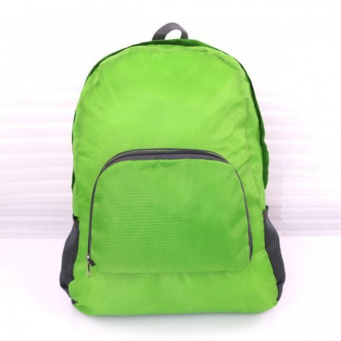 Ultralight Casual Backpack Waterproof Nylon Backbag Travel Backpack School Bag - GreenForm  ColorFruit GreenBrandOthers,Others,IMEModelIME1201Quantity1 DX.PCM.Model.AttributeModel.UnitMaterialNylonTypeDaypackGear Capacity20 DX.PCM.Model.AttributeModel.UnitCapacity Range20L~40LRaincover includedNoBest UseRunning,Climbing,Mountaineering,Travel,CyclingWarranty12 monthsCertificationCEPacking List1 x Backpack<br>