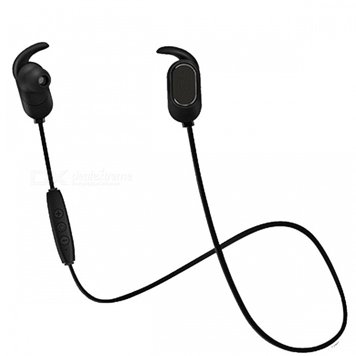 Magnetically Sports Wireless Bluetooth V4.0 In-ear Earphones Waterproof Headphones for RunningOther Bluetooth Devices<br>Form  ColorBlack + MulticolorMaterialABS siliconeQuantity1 DX.PCM.Model.AttributeModel.UnitShade Of ColorBlackBluetooth VersionBluetooth V4.0Operating Range10mStandby Time240 DX.PCM.Model.AttributeModel.UnitBuilt-in Battery Capacity 50 DX.PCM.Model.AttributeModel.UnitPacking List1 x Set of earphones<br>