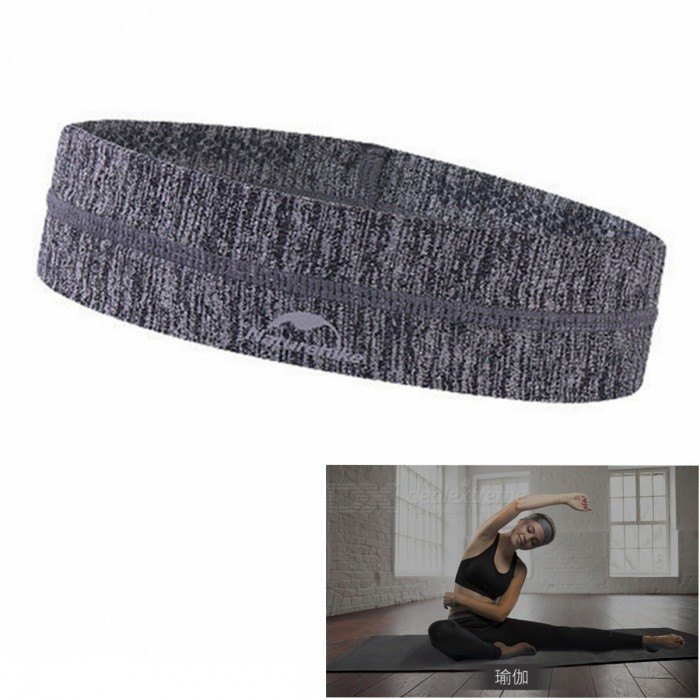 NatureHike Outdoor Sports Anti-perspirant Running Hair Band Headband for Men, Women - GreyHair Style Supplies<br>Form  ColorGreyModelNH17Z020-DMaterialPolyester fiber + polyamide fiberQuantity1 setShade Of ColorGrayTemperature of The Ironing PlateNOWarm-Up TimeNO360 Rotate The Power CordNOIroning Board Size0 cmCable Length0 cmCoatingNOCategoryHair bandStyleCasualPower SupplyOthers,NOPower AdapterOthers,NOUniversal VoltageNORate VoltageNORated FrequencyNO fpsRated PowerNO WPacking List1 x Hair Band<br>