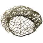 Nylon Mesh Helmet Cover with Elastic Band - Army Green