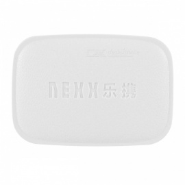 NEXX WT3020F Portable Mini 300Mbps Wireless Wi-Fi Router, 802.11 b/g/n Repeater Bridge with USB Flash Drive White