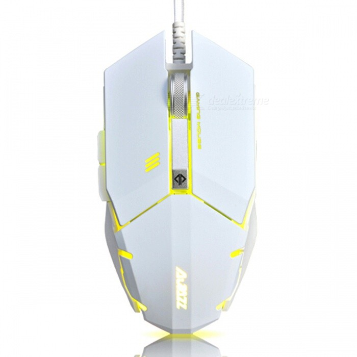 AJAZZ GTC-3050 Game Mechanical Mouse Professional Gaming LOL MouseGaming Mouse<br>Form  ColorWhiteModelGTC-3050Quantity1 DX.PCM.Model.AttributeModel.UnitMaterialPlasticShade Of ColorWhiteInterfaceUSB 3.0,USB 2.0Wireless or WiredWiredOptical TypeLEDBluetooth VersionNoPowered ByUSBBattery included or notNoSupports SystemWin xp,Win 2000,Win 2008,Win vista,Win7 32,Win7 64,Win8 32,Win8 64,MAC OS XCable Length160 DX.PCM.Model.AttributeModel.UnitTypeGamingPacking List1 x Mouse1 x Instruction<br>