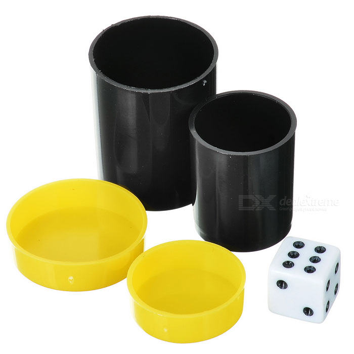 Party Magic Tricks Prop and Training Set - Dice