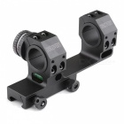 ACCU High Accuracy 24.5/30mm Universal One-piece Offset Scope Mounts Dual Ring with Angel and Level Instrument