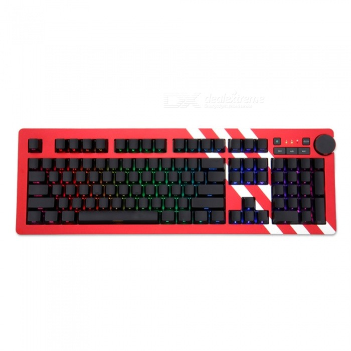 AJAZZ Ring AK60 Side Engraved Edition Game Mechanical Keyboard with Backlight - Silver SwitchGaming Keyboards<br>Form  ColorBlack Grey + RedMaterialPlasticQuantity1 DX.PCM.Model.AttributeModel.UnitInterfaceUSB 3.0,USB 2.0Wireless or WiredWiredBluetooth VersionNoCompatible BrandAPPLE,Dell,HP,Toshiba,Acer,Lenovo,Samsung,MSI,Sony,IBM,Asus,Thinkpad,Huawei,GoogleAxis104Tracking MethodTouch PadBack-litYesPowered ByUSBBattery included or notNoCharging Time0 DX.PCM.Model.AttributeModel.UnitWaterproofNoTypeGaming,ErgonomicSupports SystemWin xp,Win 2000,Win 2008,Win vista,Win7 32,Win7 64,Win8 32,Win8 64,MAC OS XPacking List1 x Keyboard1 x Instruction<br>