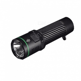 SUNWAYMAN C41CT Mini Portable 1000 Lumens 6-Mode Flashlight with USB Directly Charging