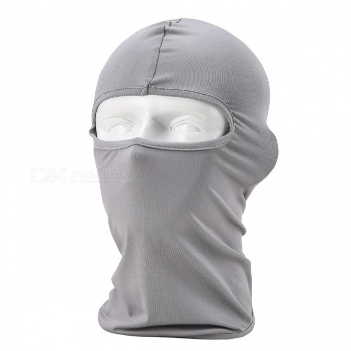 NUCKILY PK10 Unisex Winter Cycling Windproof Warm Breathable Full Face Mask Balaclava Scarf - GreyForm  ColorGreySizeFree SizeModelPK10Quantity1 DX.PCM.Model.AttributeModel.UnitMaterial89%Polyester+11%SpandexGenderUnisexSeasonsFour SeasonsShoulder Width0 DX.PCM.Model.AttributeModel.UnitChest Girth0 DX.PCM.Model.AttributeModel.UnitSleeve Length0 DX.PCM.Model.AttributeModel.UnitWaist0 DX.PCM.Model.AttributeModel.UnitTotal Length0 DX.PCM.Model.AttributeModel.UnitSuitable for Height0 DX.PCM.Model.AttributeModel.UnitBest UseCycling,Mountain Cycling,Recreational Cycling,Road Cycling,Triathlon,Bike commuting &amp; touringSuitable forAdultsTypeFace MasksPacking List1 x Face Mask<br>