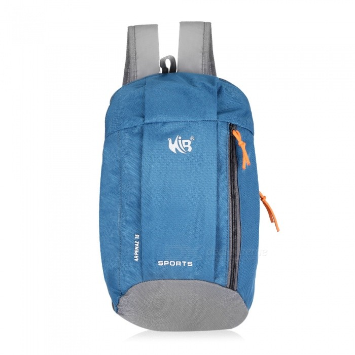 Multi-Function Outdoor Waterproof 10L Riding Mountaineering Leisure Shoulder Bag - Lake BlueForm  ColorLake BlueBrandOthers,Others,-ModelCT-01Quantity1 DX.PCM.Model.AttributeModel.UnitMaterialWater repellent nylonTypeHiking &amp; CampingGear Capacity10 DX.PCM.Model.AttributeModel.UnitCapacity Range0L~20LRaincover includedNoPacking List1 x Backpack<br>