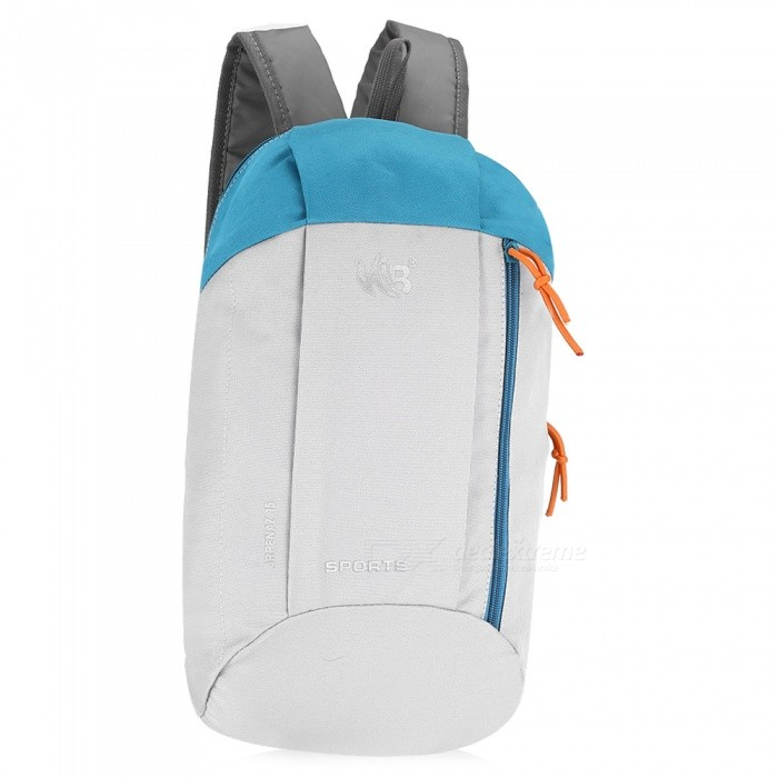 Multi-Function Outdoor Waterproof 10L Riding Mountaineering Leisure Shoulder Bag - BlueForm  ColorBlueBrandOthers,Others,-ModelCT-01Quantity1 pieceMaterialWater repellent nylonTypeHiking &amp; CampingGear Capacity10 LCapacity Range0L~20LRaincover includedNoPacking List1 x Backpack<br>