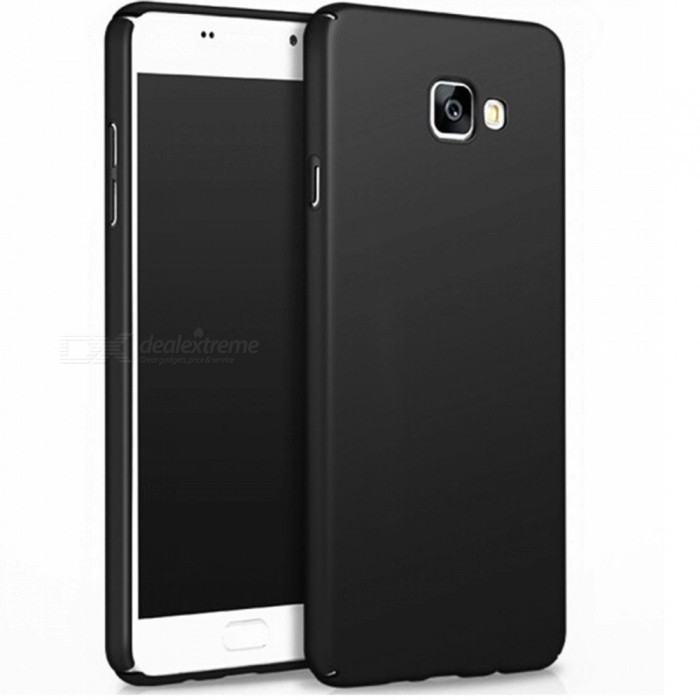Naxtop PC Hard Protective Back Case for Samsung Galaxy A3 (2017) - BlackPlastic Cases<br>Form  ColorBlackModelN/AMaterialPCQuantity1 DX.PCM.Model.AttributeModel.UnitShade Of ColorBlackFeaturesAnti-slip,Dust-proof,Shock-proof,Abrasion resistance,Easy-to-removeCompatible ModelsSamsung Galaxy A3 (2017)Packing List1 x Case<br>