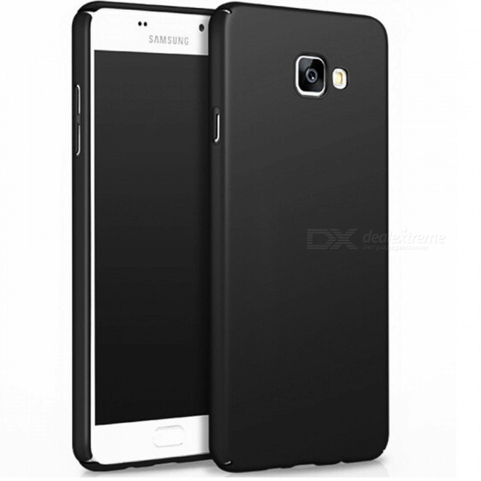 Naxtop PC Hard Protective Back Case for Samsung Galaxy A7 (2017) - BlackPlastic Cases<br>Form  ColorBlackModelN/AMaterialPCQuantity1 pieceShade Of ColorBlackFeaturesAnti-slip,Dust-proof,Shock-proof,Abrasion resistance,Easy-to-removeCompatible ModelsSamsung Galaxy A7 (2017)Packing List1 x Case<br>