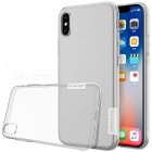Nillkin Soft TPU Protective Cover Case for Apple IPHONE X - Transparent