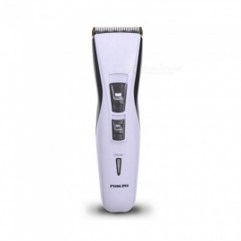 Professional Rechargeable Hair Cutter Clipper Trimmer, Barber Scissors (EU Plug)