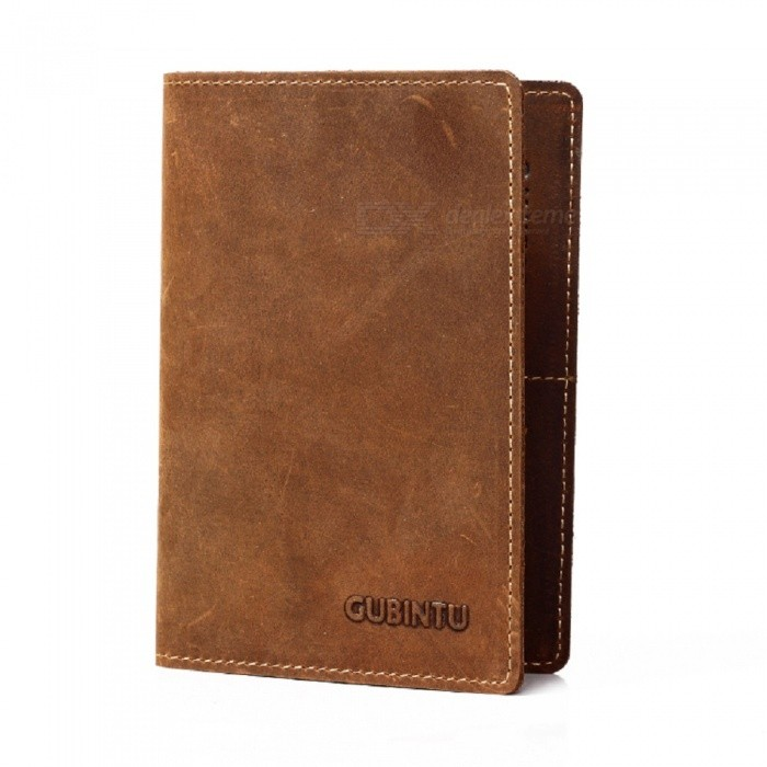 GUBINTU Mens PU Leather Wallet, Hasp Cards Holder - CoffeeWallets and Purses<br>Form  ColorCoffeeModel903#Quantity1 DX.PCM.Model.AttributeModel.UnitShade Of ColorBrownMaterialLeatherGenderMenSuitable forAdultsOpeningCoverStyleFashionWallet Dimensions14.4*10*0.7cmPacking List1 x Wallet<br>