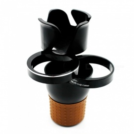 IZTOSS Multi-Purpose Multi-Layer 360 Degree Rotating Car Cup Holder