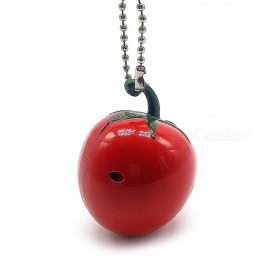 Creative Tomato Shape Gas Inflatable Cigarette Lighter