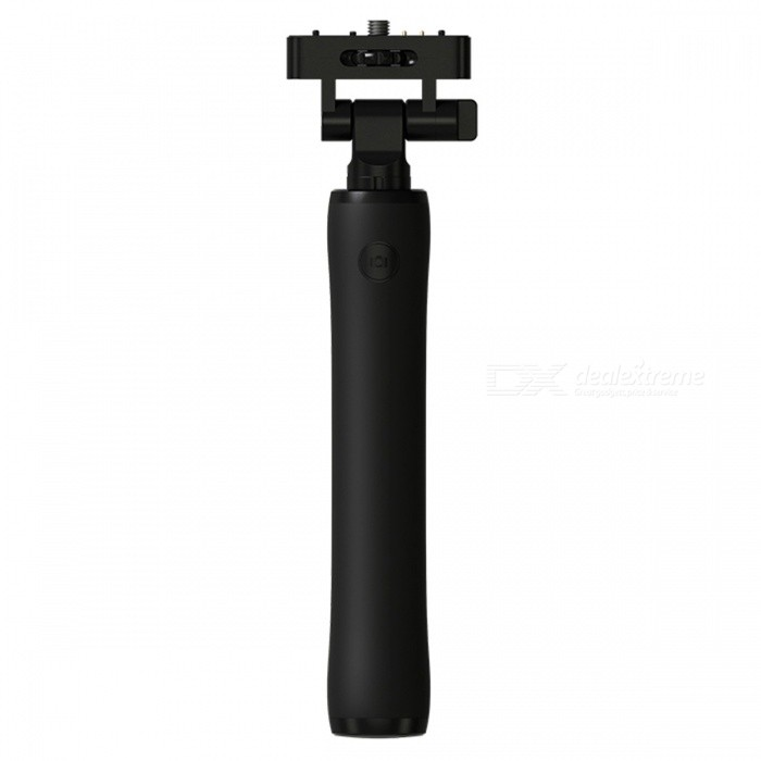 Xiaomi Mijia Panoramic Camera Selfie Stick Monopod Shutter Holder - BlackTripods and Holders<br>Form  ColorBlackMaterialAluminum + siliconeQuantity1 DX.PCM.Model.AttributeModel.UnitShade Of ColorBlackTypeMonopodRetractableNoPacking List1 x Selfie Stick1 x User Manual (Simplified Chinese)<br>