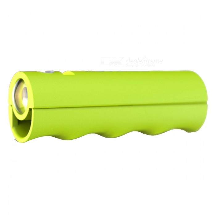 ZHAOYAO Multi-Functional Mobile Power Bank with Flashlight, Handle Functions - GreenOther Consumer Electronics<br>Form  ColorGrass GreenMaterialABS.PMMA. Lithium batteryQuantity1 DX.PCM.Model.AttributeModel.UnitPacking List1 x Power Bank1 x Manual<br>