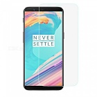 Buy Mini Smile 2.5D 9H Hardness Explosion-Proof Anti-scratch Tempered Glass Screen Protector OnePlus 5T - Transparent