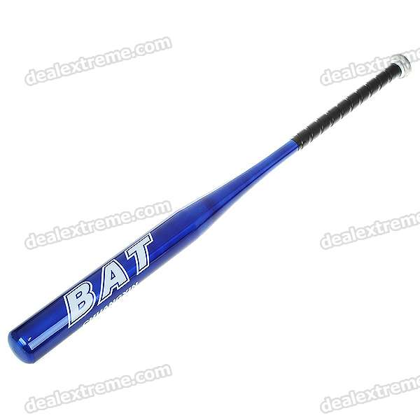 Aluminum Baseball Bat - Blue (73cm)