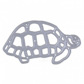 Tortoise Metal Cutting Dies Template, Embossing Folder Stencil DIY Scrapbook (Random Color)