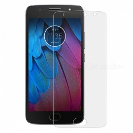 9H hardhet 0.26mm herdet glass skjermbeskytter film for motorola MOTO G5S plus
