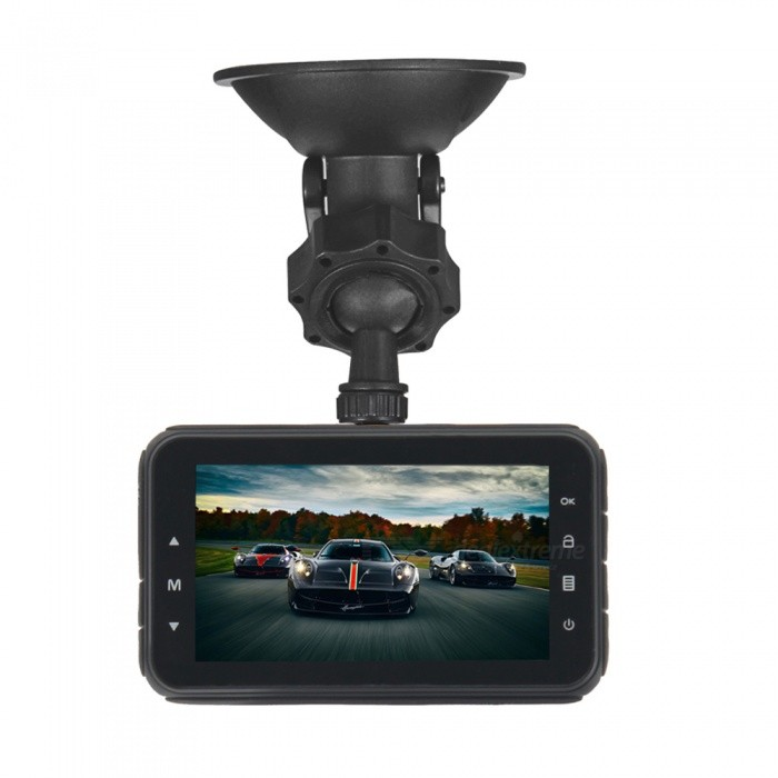ZIQIAO JL-A80 3.0 Inches Full HD 1080P Car DVR Camera, Video Registrator Recorder, HDR G-sensor Dash CamCar DVRs<br>Form  ColorBlack + Red + Multi-ColoredForm  ColorBlackModelJL-F80Quantity1 DX.PCM.Model.AttributeModel.UnitMaterialMetal+PCChipsetOthers,GeneralplusOther FeaturesOthers,Sports DVWide Angle150°-169°Camera Lens1Image SensorCMOSCamera Pixel3.0MPWide AngleOthers,170°Screen TypeTFTScreen Size3.0 inchesVideo FormatAVIDecode FormatH.264Video ResolutionOthers,1280*720P/1920*1080PVideo Frame Rate30ImagesJPEGStill Image ResolutionOthers,3MP:2560?1440MicrophoneYesMotion DetectionYesAuto-Power OnYesG-sensorYesLoop RecordOthers,1/3/5Delay ShutdownYesTime StampYesBuilt-in Memory / RAMNoMax. Capacity32GBStorage ExpansionTFData interfaceMini USBWorking Voltage   5 DX.PCM.Model.AttributeModel.UnitBattery Capacity200 DX.PCM.Model.AttributeModel.UnitMenu LanguageOthers,English, Russian, Chinese, Japanese, Thai, German, Italian, SpanishPacking List1 x Car Camera1 x USB Cable1 x Car Charger1 x Mount1 x User manual<br>