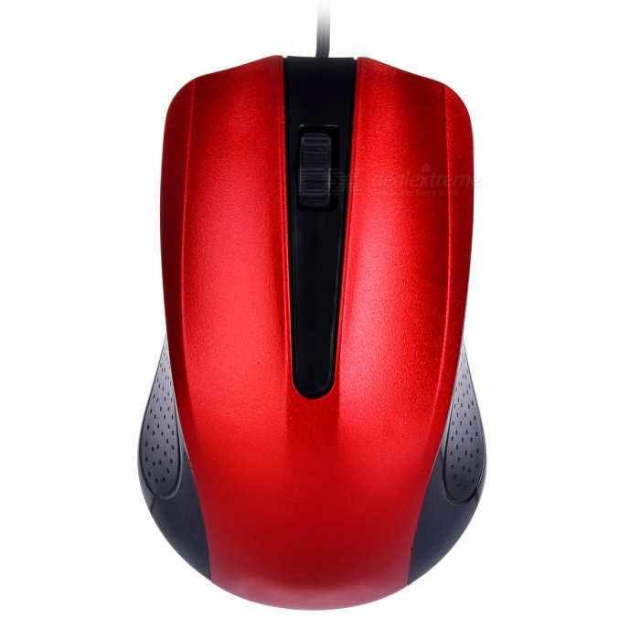 YR-3008 USB 2.0 Wired Optical Gaming Mouse for Computer PC - RedUSB Mouse<br>Form  ColorRedQuantity1 DX.PCM.Model.AttributeModel.UnitMaterialABSShade Of ColorRedInterfaceUSB 2.0Wireless or WiredWiredOptical TypeLEDMax Acceleration1000 dpiButton life5millionPowered ByUSBBattery included or notNoSupports SystemWin xp,Win 2000,Win 2008,Win vista,Win7 32,Win7 64,Win8 32,Win8 64,MAC OS X,IOS,LinuxPacking List1 x USB Mouse<br>