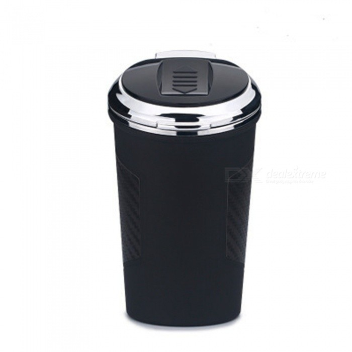 ZHAOYAO Car Ash Cylinder Shape USB Charging Windproof Cigarette Lighter - BlackOther Lighters<br>Form  ColorBlackMaterialZinc alloyQuantity1 DX.PCM.Model.AttributeModel.UnitShade Of ColorBlackTypeUSBWindproofYesFuelElectricityPower SupplyPolymer lithium ion batteryCharging Time1.5-2 DX.PCM.Model.AttributeModel.UnitPacking List1 x Lighter1 x Charging line<br>