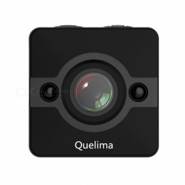 quelima SQ12 mini 1080P спортивный DV-рекордер DVR-черный