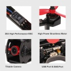 Walkera Furious 215 215mm F3 5.8G 600mW 600TVL FPV Racing Drone BNF