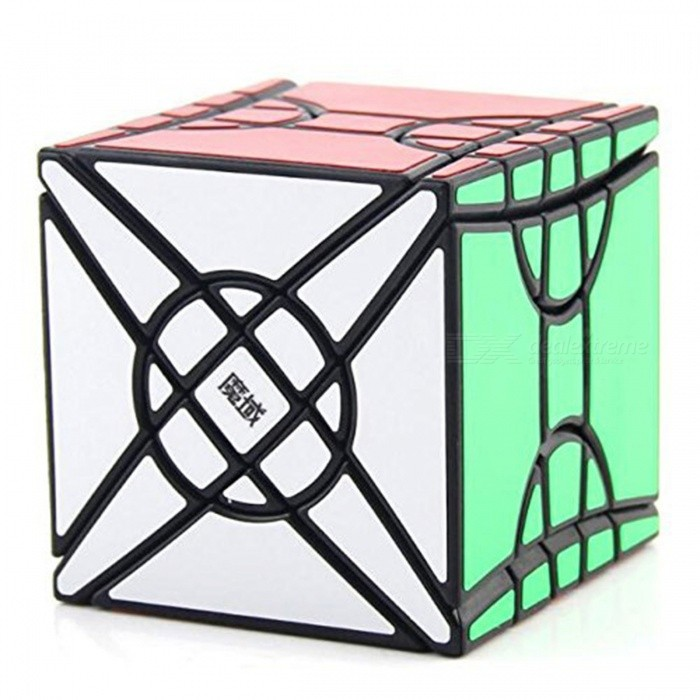 MoYu Fisher Time Wheel 64mm Smooth Speed Magic Cube Finger Puzzle Toy - BlackMagic IQ Cubes<br>Form  ColorBlack(64mm)Form  ColorBlackModelN/AMaterialABS PlasticQuantity1 DX.PCM.Model.AttributeModel.UnitTypeOthers,Shaped RubikSuitable Age 3-4 years,5-7 years,8-11 years,12-15 years,Grown upsPacking List1 x Magic Cube1 x English + Chinese Manual<br>