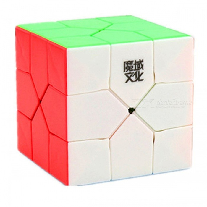 MoYu Redi Cube Smooth Speed Magic Cube Finger Puzzle Toy 61mm - ColorMagic IQ Cubes<br>Form  ColorColor(61mm)Form  ColorColorModelN/AMaterialABS PlasticQuantity1 pieceType3x3x3Suitable Age 3-4 years,5-7 years,8-11 years,12-15 years,Grown upsPacking List1 x Magic Cube1 x English + Chinese Manual<br>