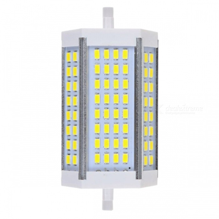 ZHAOYAO R7S 30W 85-265V 5730SMD-64LEDs LED Light with Cooling Fan - Cold WhiteColor BINCold WhiteColor BINCold WhiteMaterialAluminiumForm  ColorWhiteQuantity1 DX.PCM.Model.AttributeModel.UnitPower30WRated VoltageAC 85-265 DX.PCM.Model.AttributeModel.UnitConnector TypeOthers,R7SChip Type5730SMDEmitter TypeLEDTotal Emitters64Actual Lumens50-3000 DX.PCM.Model.AttributeModel.UnitColor Temperature6000KDimmableNoOther Features5500-7000KPacking List1 x LED Lamp<br>