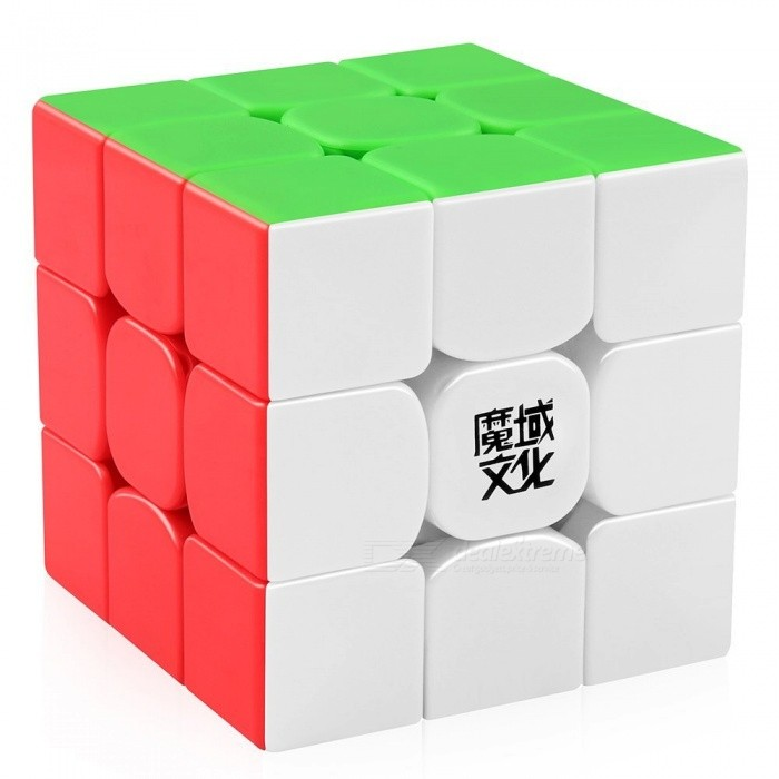 MoYu Weilong GTS2 3x3x3 Smooth Speed Magic Cube Finger Puzzle Toy 56mm - ColorfulMagic IQ Cubes<br>ColorColorfulModelN/AMaterialABS PlasticQuantity1 pieceType3x3x3Suitable Age 3-4 years,5-7 years,8-11 years,12-15 years,Grown upsPacking List1 x Magic Cube1 x English + Chinese Manual<br>