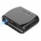 VIVIBRIGHT GP100 1280x800P HD Projector for Home Theatre - Black (EU Plug)