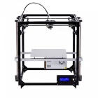 Flsun 3D Printer DIY Kit Auto Leveling Cube Full Metal Square Large Printing Size 260X260X350 with Heated Bed Precision