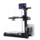 Flsun Large Printing Size 200*200*250mm 3D Printer Kit Auto-leveling Heated Bed with 2 Rolls Filament