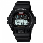 Casio G-Shock G-6900-1 Tough Solar Digital Watch - Black