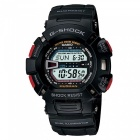 Casio G-Shock G-9000-1V Mudman Digital Watch - Black + Red