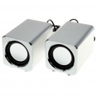 USB Charging Docking Station Music Stereo Speaker for iPad/ iPhone 3G/4