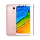 Xiaomi Redmi 5 5.7 Inches 18:9 Display Snapdragon 450 Octa-Core 4G Smartphone with 2GB RAM 16GB ROM - Pink