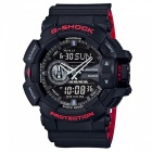 Casio G-Shock GA-400HR-1A Digital Watch - Black + Red