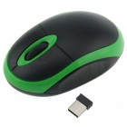 Maikou 2.4g wireless optical ultra-sensitive mouse - green