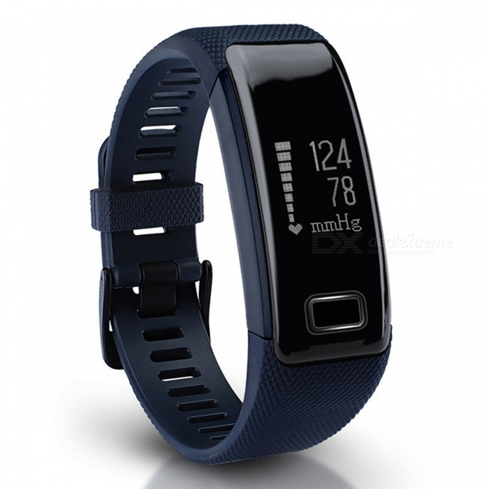 C9 Smart Wristband Bracelet w/ Blood Pressure, Heart Rate, Long Standby, Pedometer, Sleep Monitor, Support Android IOS - BlueSmart Bracelets<br>ColorBlueModelC9Quantity1 DX.PCM.Model.AttributeModel.UnitMaterialSilica gelWater-proofIP67Bluetooth VersionBluetooth V4.0Touch Screen TypeOthers,OLEDOperating SystemAndroid 4.4,iOSCompatible OSAndroid IOSBattery Capacity140 DX.PCM.Model.AttributeModel.UnitBattery TypeLi-ion batteryStandby Time2 DX.PCM.Model.AttributeModel.UnitPacking List1 x Smart Bracelet1 x User Book1 x Charger<br>